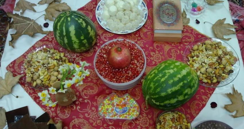 خوراکی های مضر در شب یلدا