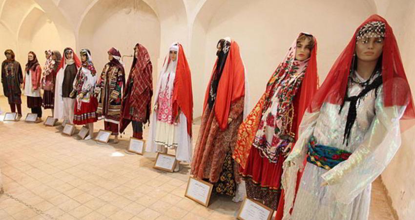 ژورنال الکترونیکی برای لباس اقوام ایرانی