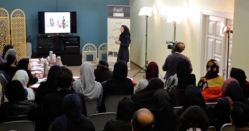 پنجمین دوره کارگاه آموزشی و مسابقه راهنمایان موزه، برگزار شد