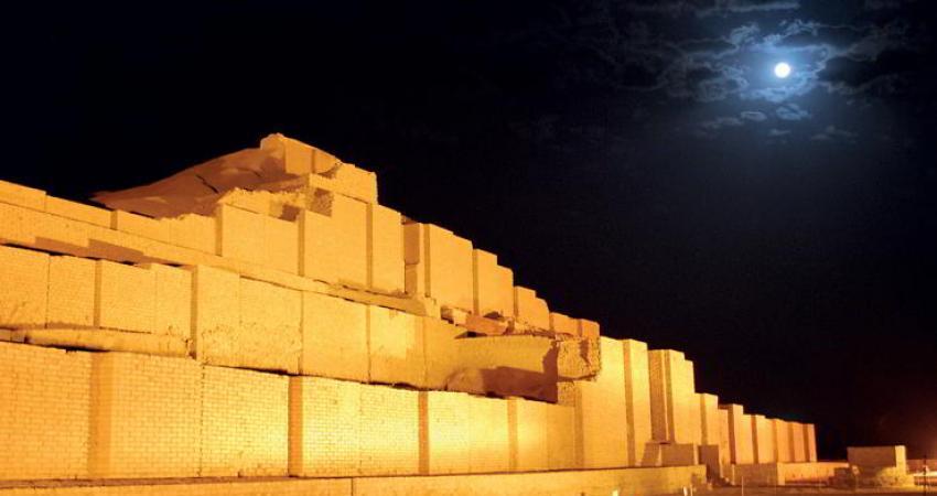 وب سایت پایگاه میراث جهانی چغازنبیل و هفت تپه راه اندازی شد