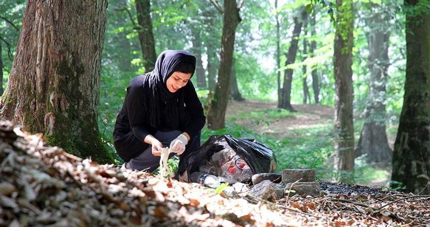 مستند «کسی به فکر جنگل ها نیست» برنده جایزه «کمپوست»