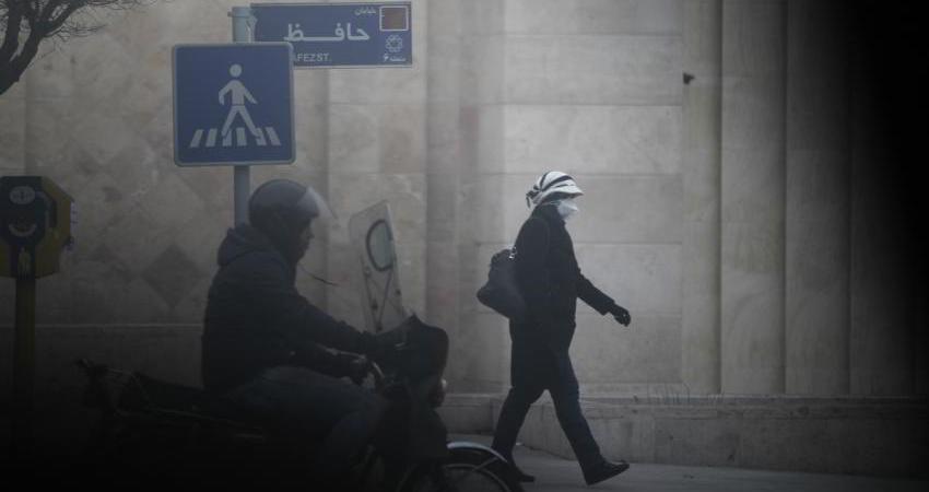 افزایش آلاینده های هوای تهران تا روز دوشنبه ادامه دارد