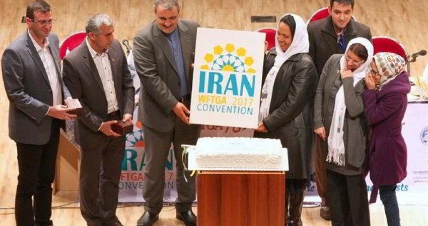 میزبانی ایران در کنوانسیون جهانی راهنمایان گردشگری 2017 نهایی شد